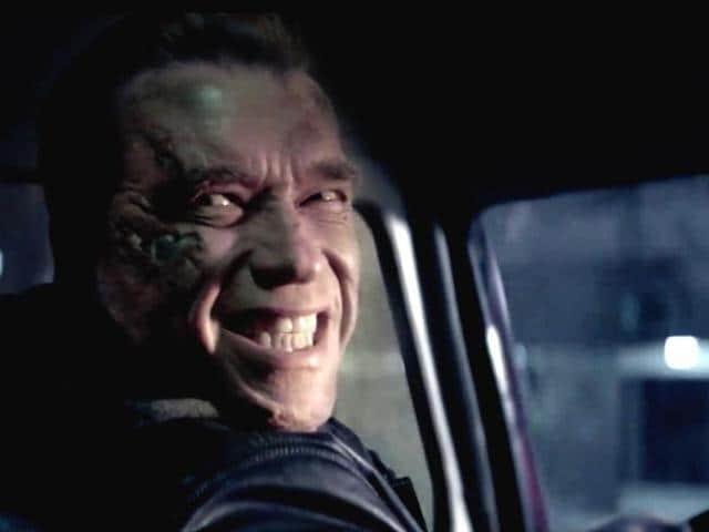 Arnold Schwarzeneggar,Arnold Schwarzeneggar Terminator,Terminator