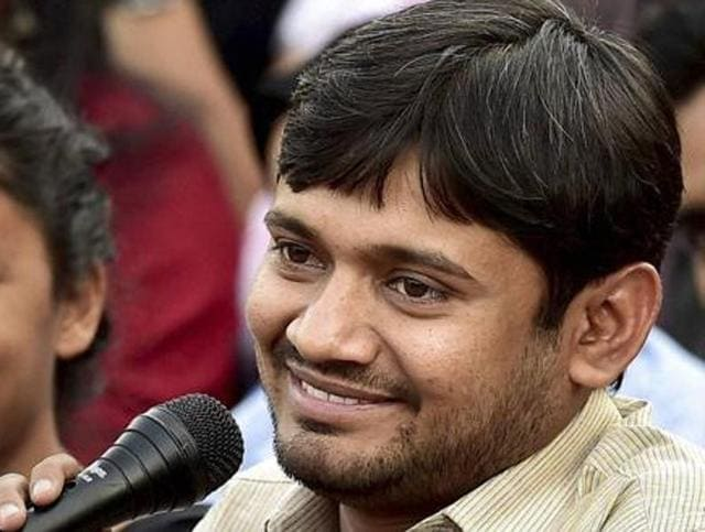PU students are engaged in heated discussions over the sedition case against Kanhaiya Kumar and all that happened before and after that. This was, in the latest, reflected in the 'azaadi' slogans raised by students protesting the fee hike on the campus on Monday.