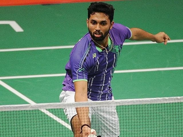 H S Prannoy,Swiss Open Grand Prix Gold,Badminton