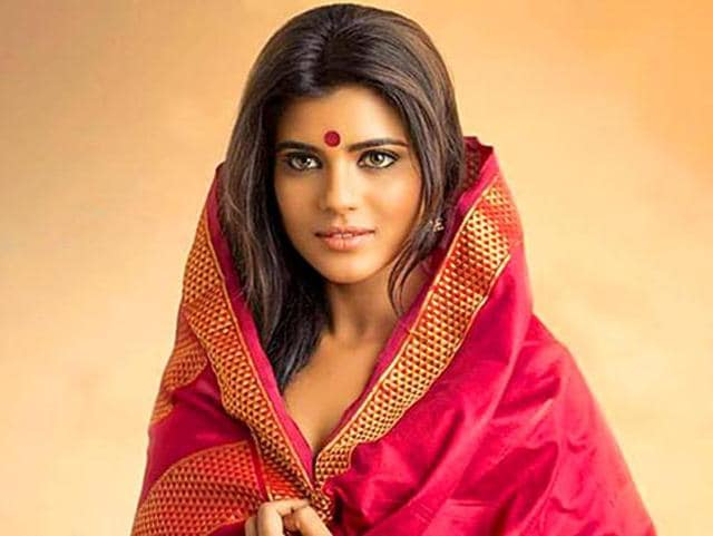 Tamil actor Aishwarya Rajesh came to prominence in films like Attakathi and the recent Kaaka Muttai.