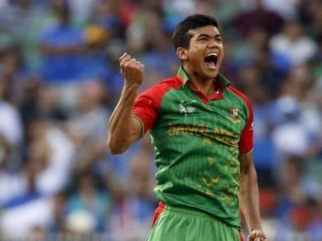 Bangladesh have appealed to the ICC to lift the suspension on pacer Taskin Ahmed, who was ruled out of the ongoing World Twenty20 in India due to an illegal action.