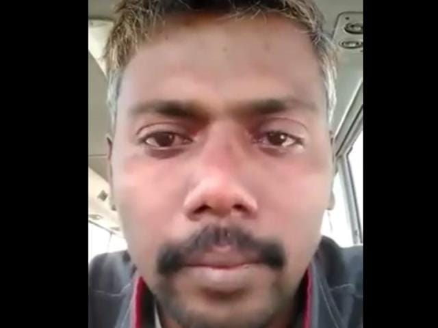 Karnataka worker,Saudi Arabia,Karnataka worker detained
