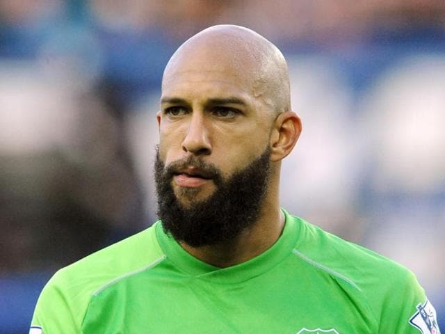 Tim Howard will leave Premier League club Everton at the end of the season to join Major League Soccer club Colorado Rapids.