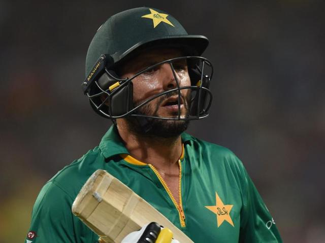 Shahid Afridi won't stay on as captain after World T20: PCB chief