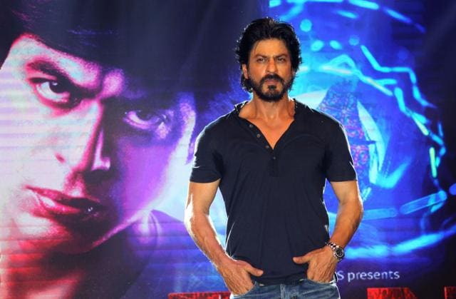 Are you a crazy SRK fan?