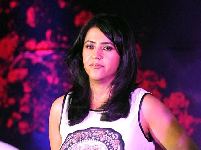 Producer Ekta Kapoor has come to the support of the show's producer.