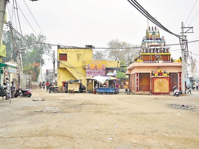 Jalandhar Improvement Trust,JIT,Madrassi Mohalla