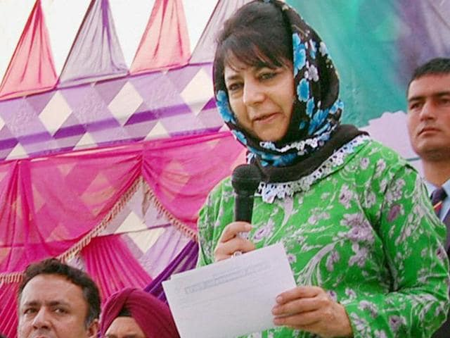 Peoples Democratic Party (PDP) president Mehbooba Mufti's decision to visit New Delhi on Monday fueled hopes in Jammu and Kashmir that channels of communication with the BJP have been once again opened.