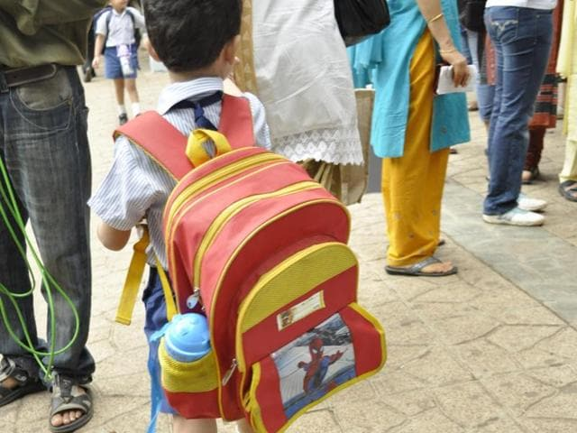 Last year, a public interest litigation was filed by activist and a parent Swati Patil, seeking to implement a policy to reduce weight of school bags.