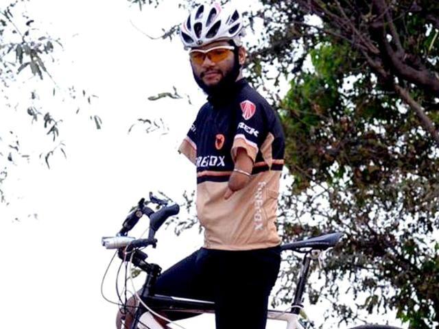 Jagwinder,Paralympics events,Patiala