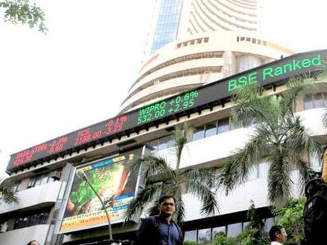 After retaking the 25,000-mark, the 30-share Sensex advanced to a high of 25,327.45 before settling higher by 332.63 points, or 1.33%, at 25,285.37 -- its highest closing since January 6.