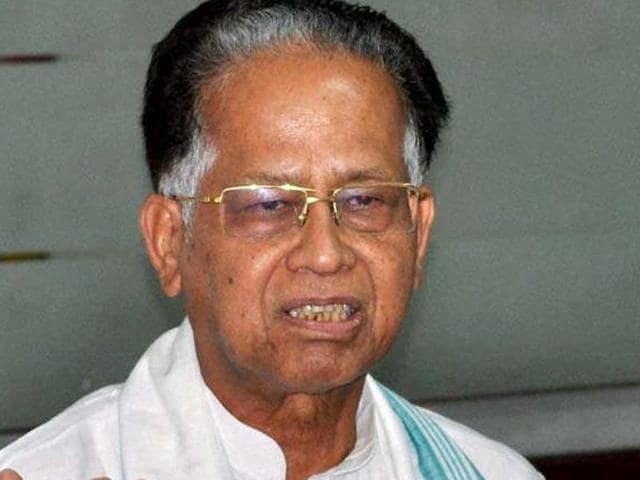 Assam chief minister Tarun Gogoi