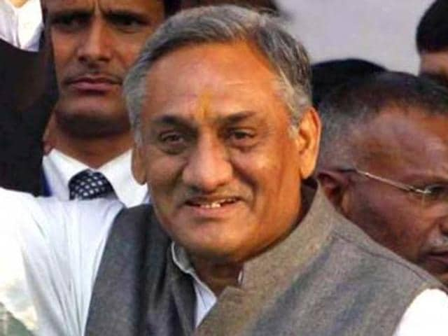 Continuing to crack the whip following the rebellion by the nine Congress MLAs in Uttarakhand, the state Congress on Monday expelled Vijay Bahuguna's son and state organisation secretary Anil Gupta for six years on charges of anti-party activities.