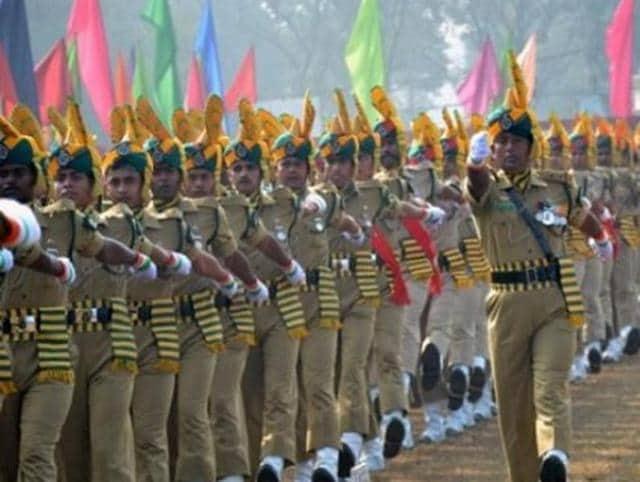 Tripura State Riffles,Tripura,Durjoynagar
