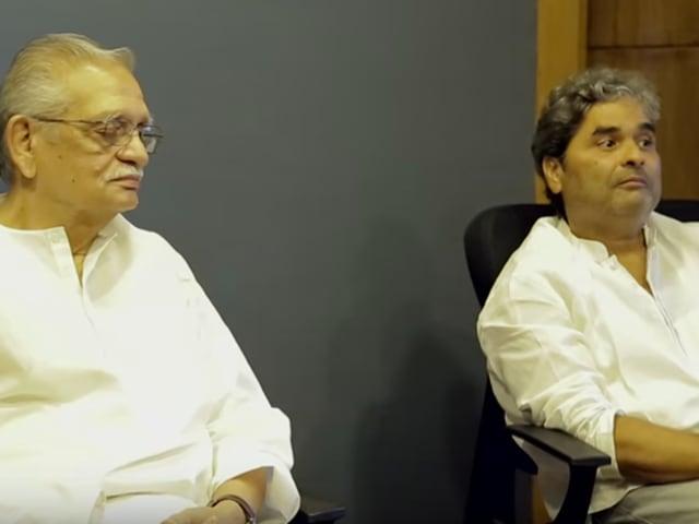 Gulzar and Vishal Bhardwaj composed the classic song 23 years ago.