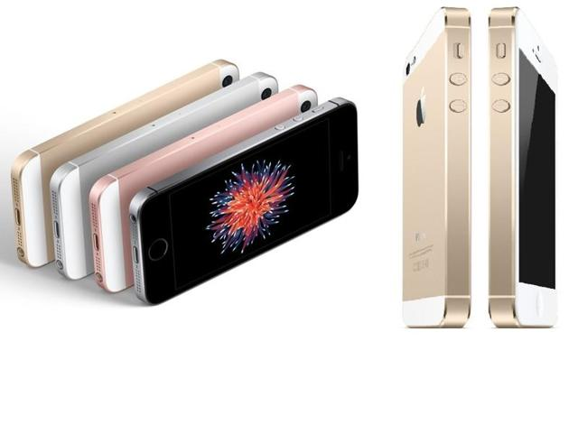 Unless you really want a 4-inch screen and the latest features -- except for 3D Touch available on the iPhone 6s -- you should just buy the iPhone 6s, or settle for an iPhone  5s