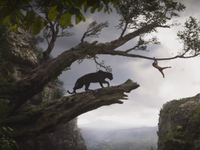 The Jungle Book is based on Rudyard Kipling's book. (YouTube)
