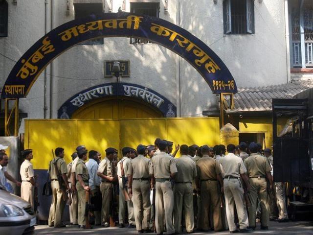 Mumbai,Maharashtra,Prisons