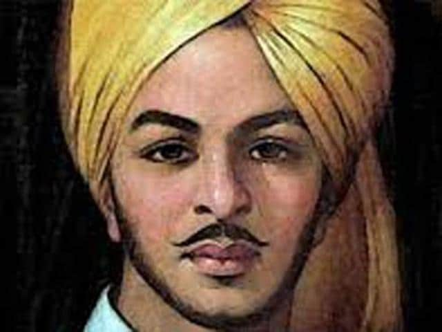 Bhagat Singh was one of the most original Marxist thinkers in the country who not only dreamt of freedom from the British Raj but also of an egalitarian and secular India.(File Photo)