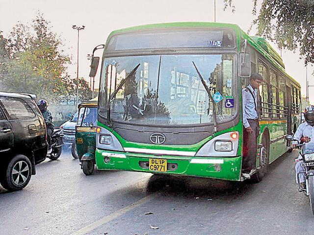 More Delhi-Gurgaon DTC buses for odd-even phase 2 | gurgaon