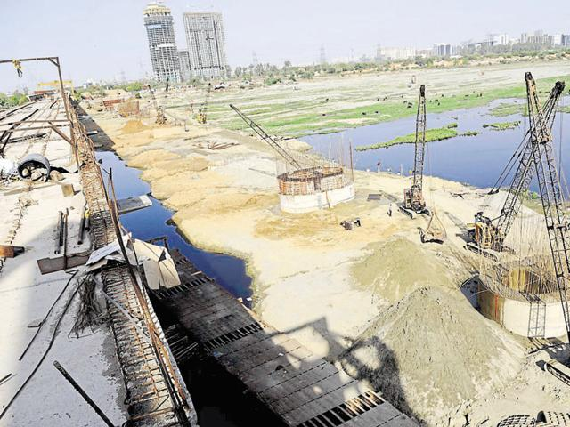 The three companies were allegedly awarded major projects during Singh's tenure as chief engineer of the Noida authority.