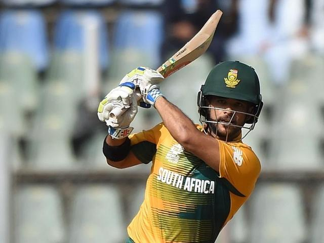 JP Duminy has scored 83 runs from 48 balls in the World T20 so far without being dismissed.