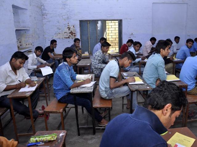 MP board examinations