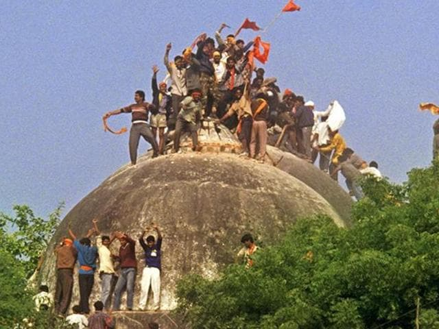 The Babri demolition:  When popular governments legitimise hate, it is a matter of time before the majority follows suit.