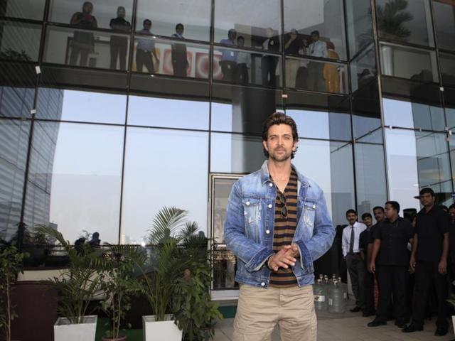 Actor Hrithik Roshan has been linked with Kareena Kapoor Khan, Kangana Ranaut and Barbara Mori in the past