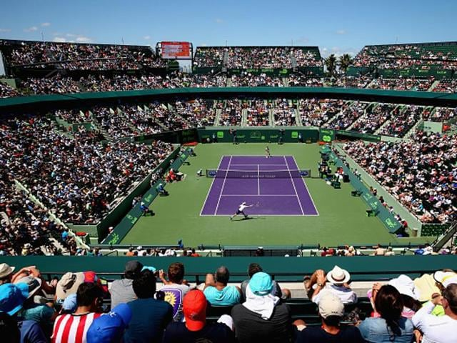 Top tennis bosses defended prize money equality for men and women on Monday while the spectre of an Indian Wells boycott was raised ahead of the start of the ATP and WTA Miami Open.
