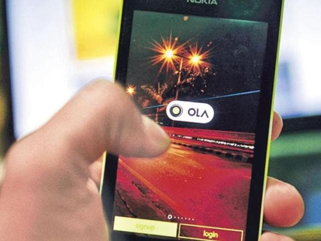 App-based cab service Uber told the Delhi HC that Ola has been making fake accounts to interfere in its business.