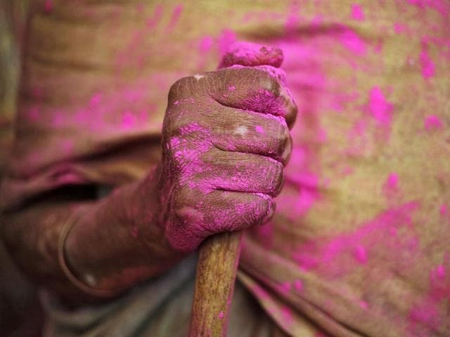 He says they consumed the hooch during preparations for Holi celebrations, which will begin Wednesday.