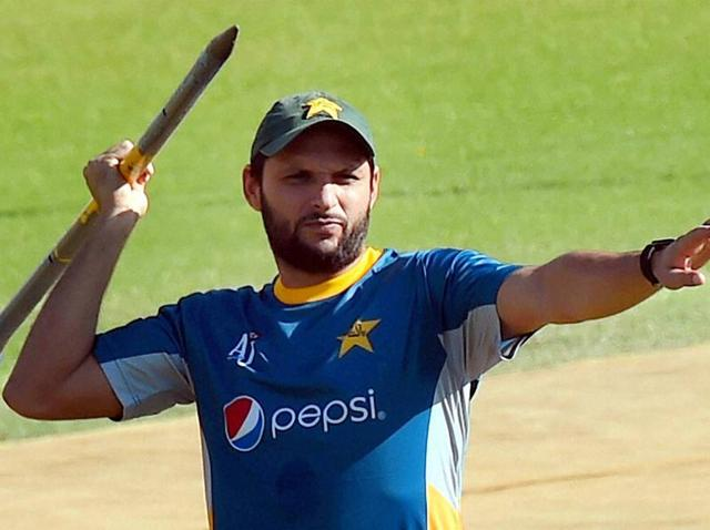 With his captaincy drawing flak, Shahid Afridi's team will have to win in Mohali on Tuesday to soothe nerves back home.