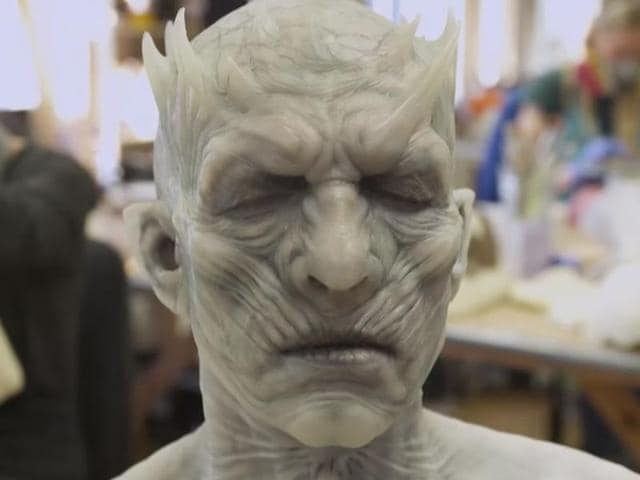 The channel released a four-minute video on Monday, revealing the painstaking process the Walkers are put through to achieve, what many say, is the last word in all things prosthetics.