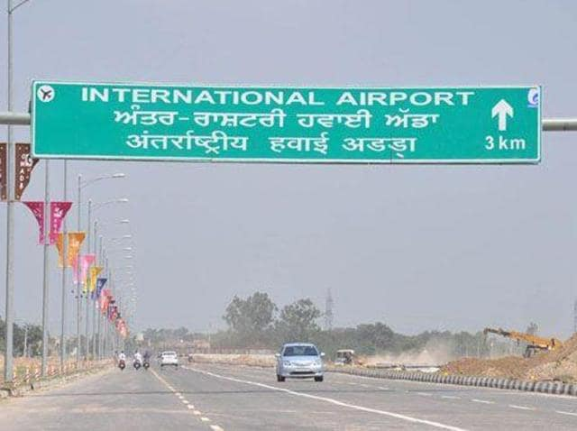 Bomb hoax,Scare at airport,New chandigarh airport