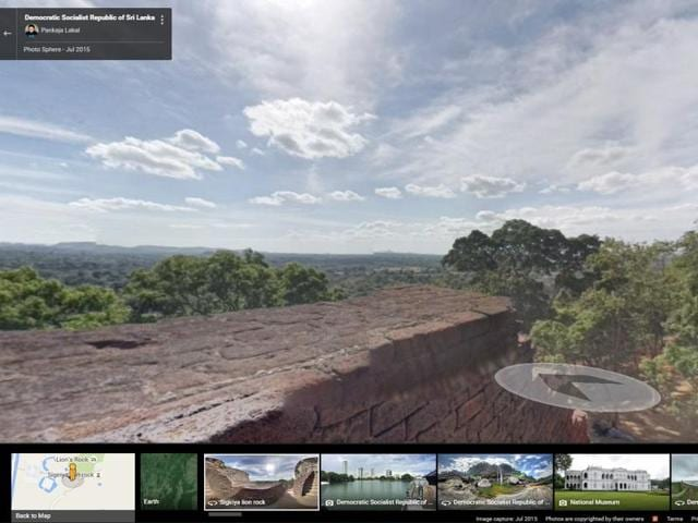 With addition of Sri Lanka, Street View is now available in 76 countries, including the US, Japan and South Korea