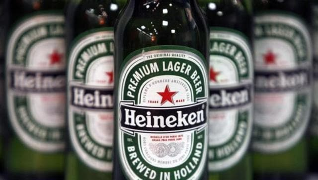 Beer maker Heineken International today consolidated its stake in United Breweries Ltd (UBL) by picking up over 21 lakh shares.