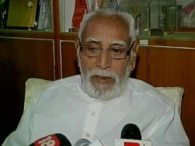 RSS ideologue MG Vaidya has said that four states can be carved out of Maharashtra for better administrative purposes.