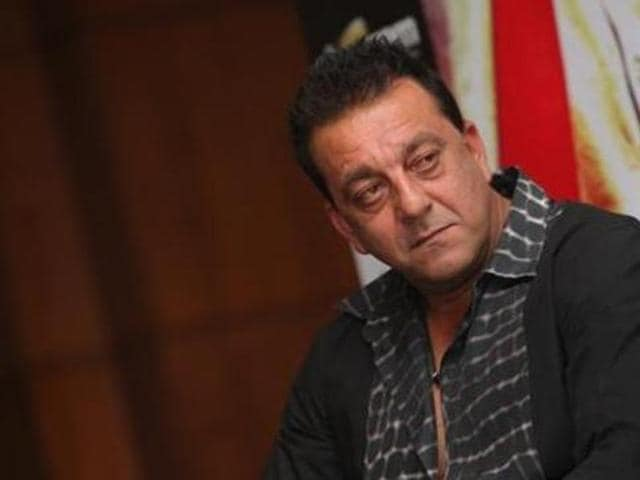 Sanjay Dutt recently said that he won't do films just to oblige others. (HT Photo)