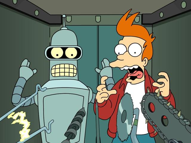 'Futurama' has made use of Toonz software.