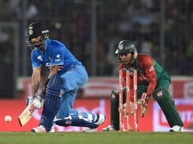 India have won their last two games against Bangladesh, at the Asia Cup, and will look to keep that streak going.