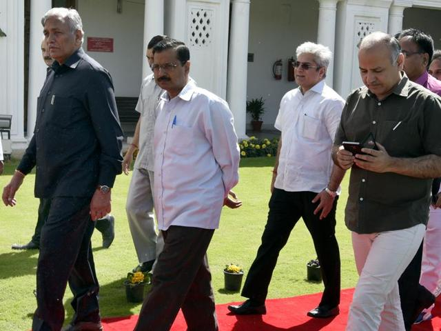 kejriwal may rejig cabinet after budget session, new face expected