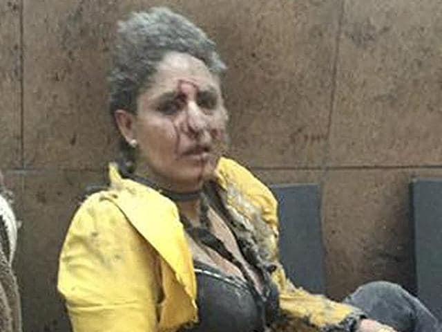Jet Airways employee,Nidhi Chaphekar,Brussels blasts