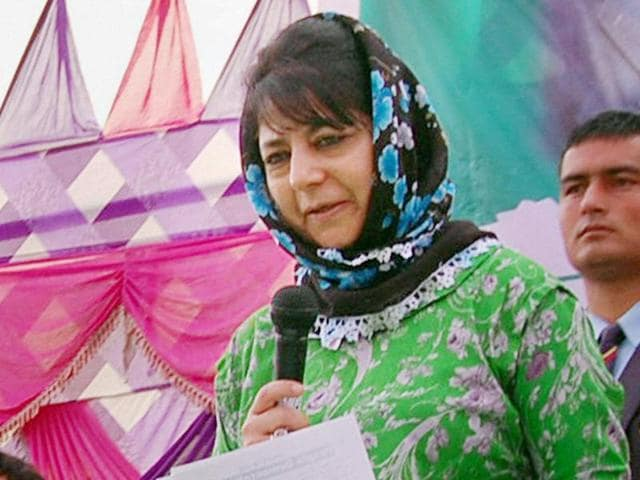 Mehbooba Mufti will also brief the legislature party on the outcome of the meeting she had with Prime Minister Narendra Modi on Tuesday, and announce the PDP's future course of action.