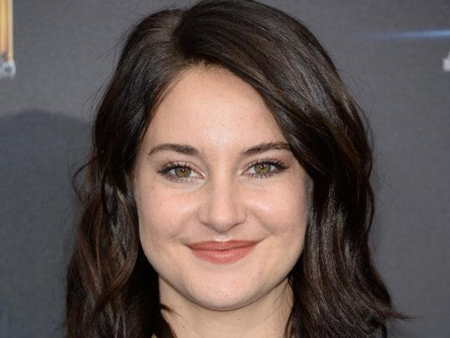Shailene Woodley close up