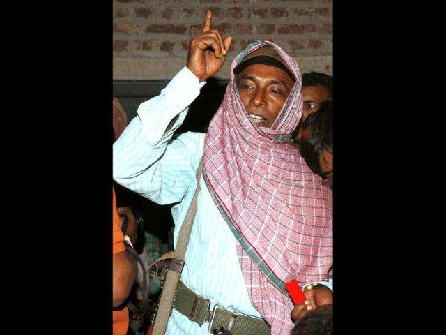 File photo of Maoist leader Kishenji