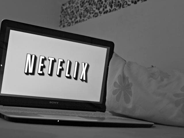 Netflix said that it had been lowering the quality of its video for customers watching its service on some wireless networks