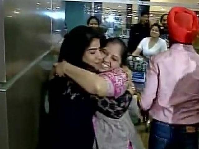 The 'recovery' flight 9W 1229 from Amsterdam, which landed in New Delhi on Friday morning, also carried onboard the passengers who were bound for Mumbai, as their flight was cancelled at the last minute due to a technical problem in the aircraft.