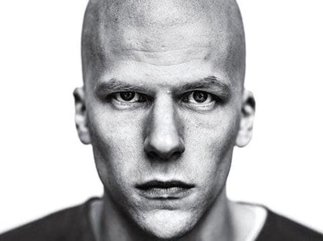 Jesse Eisenberg plays the iconic Superman villain Lex Luthor in Batman v Superman: Dawn of Justice.