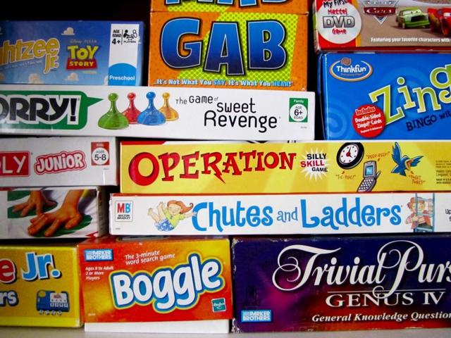 Here's why board games are the coolest toys in town